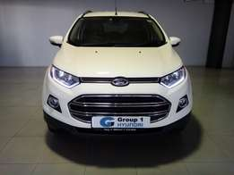 2016 Ford EcoSport 1.5 Titanium AUTO with 21056km