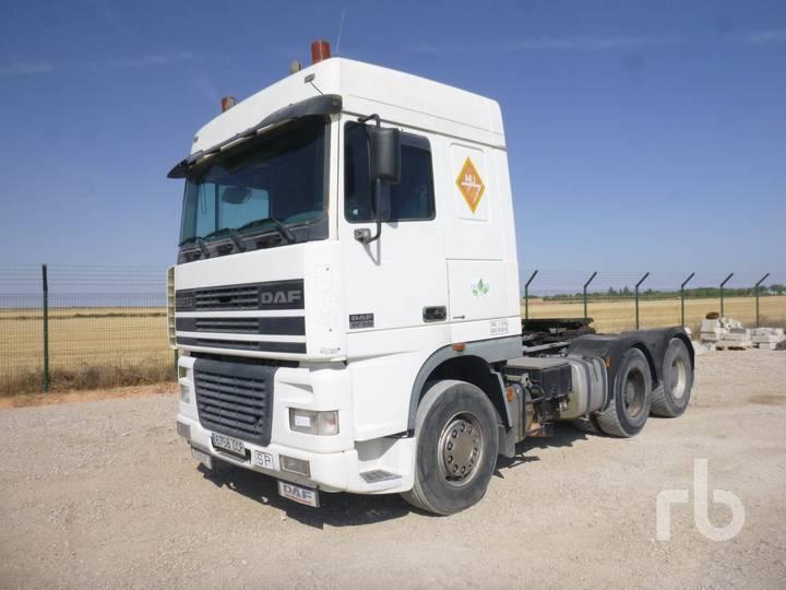 DAF XF530 6x4 - 2002