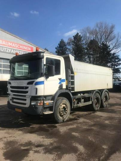 Scania P380 **BJ2005 *696.600KM** Kipper - 2005