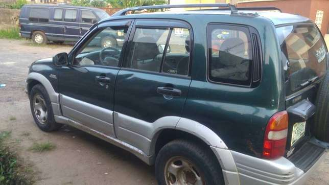 Suzuki Grand Vitara 2002 Model (Nigeria Used) Alimosho - image 5