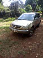 Toyota harrier quick sale 2.4cc