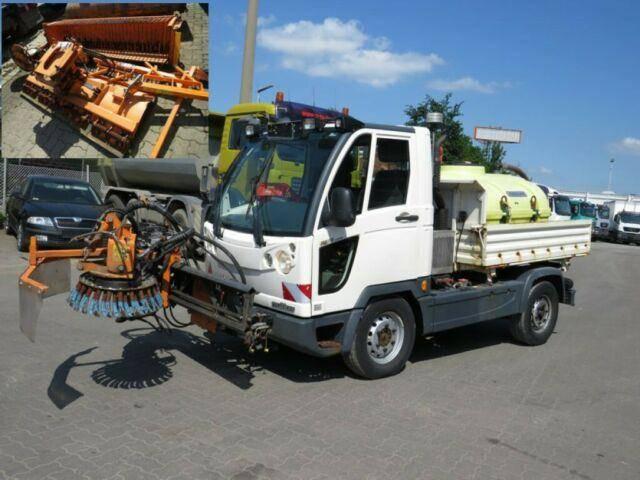 FUMO M30 2 Achs Allradkipper Schild, Streuer - 2008