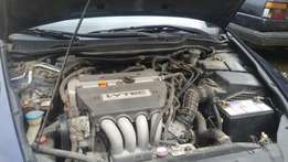 Tokunbo honda accord is for sale