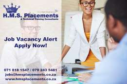 Technical Sales Representative - Fire Industry (DBN000466)