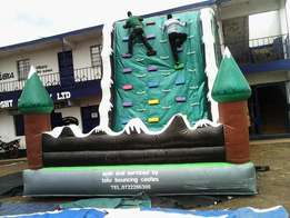 new rock climbing available for sale and for hire