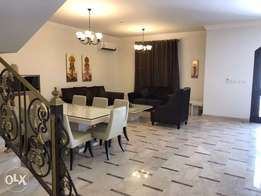 villa in al-gharafa 5BHK with 2 month free fully furnished