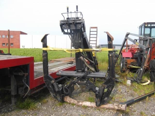 Farmi Hk4581 Houtkraan, Holzkran, Woodcrane - 2008