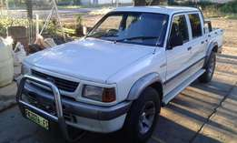 Ford courier 4x2 2.5td