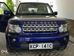 Land Rover Discovery 4 HSE - Fully Loaded in Bali Blue