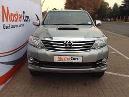 2015 Toyota Fortuner 3.0 D -4D A/T