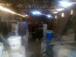 Warehouse to-let in kaduna south