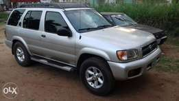 Very neat Nissan Pathfinder for sale