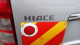 Hiace High roof Diesel Automatic