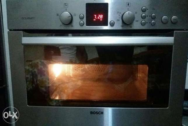 Bosch oven+Grill+Microwave Surulere - image 8