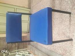 Blue Visitors Seats Ksh. 1000 Only 8 Pieces in Excellent Condition.