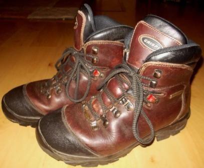 CRISPI buty trekkingowe (skóra) Gore Tex roz.38 Janów