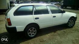 Hi selling Toyota DX very clean accident free