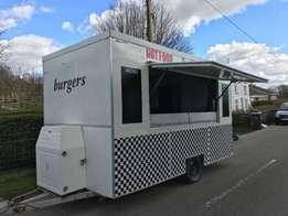 Food mobile Trailer