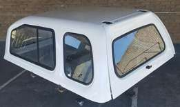New Toyota Hilux D6 Lwb white Canopy for Sale!!