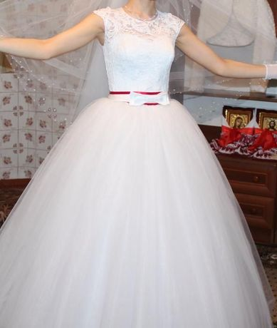 acc7db01ad8dd9 Архів: Весільна сукня, продам або здам на прокат: 3 000 грн ...