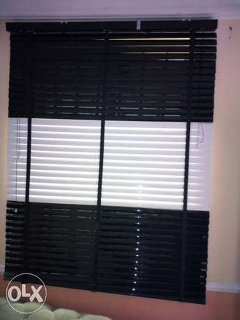 Wooden window blind Lagos Mainland - image 2