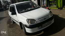 Clean Toyota Raum for sale.