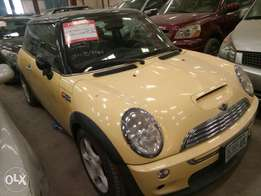 Fairly used Mini Cooper