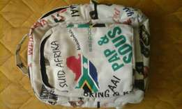 New sporty bags and cushions in uth