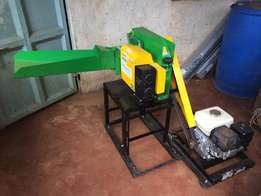 BrazAfric Grass/Maize Shredder for Silage
