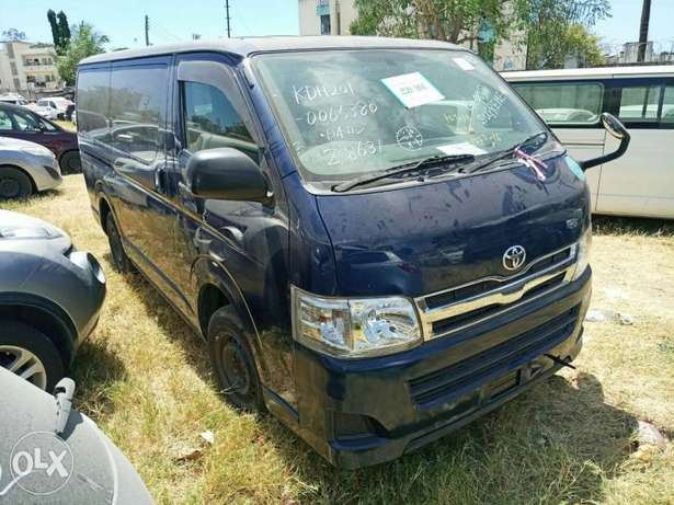 Toyota Hiace Diesel Engine Blue colour Mombasa Island - image 1
