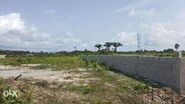 Plot of land for sale in Lekki (Aiyeteju) size 60 X 120ft,