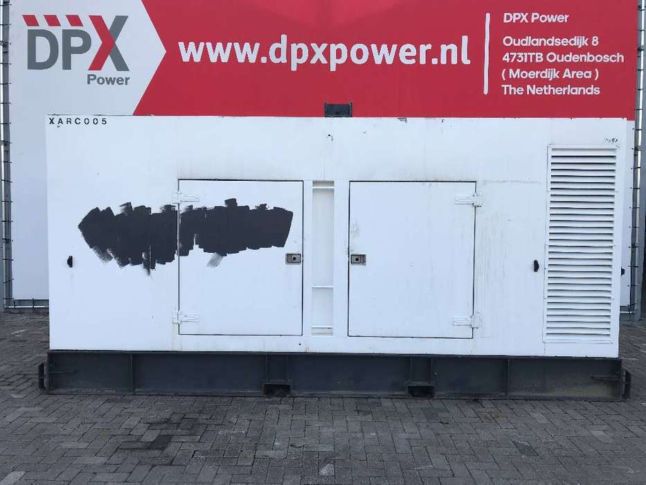 Scania Canopy Only for 550 kVA Genset - DPX-11405-A - 2004