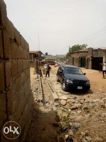Two plots of land, fifty meters to the express road along iwo road IB Ibadan North - image 3
