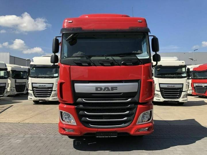 DAF XF106.460 Space Cab, Intarder, TOP - 2014