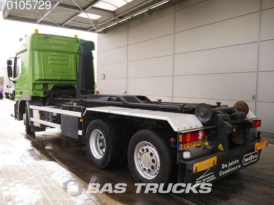 Mercedes-Benz Actros 2541 6X2 NL-Truck Euro 5 - 2007 - image 5
