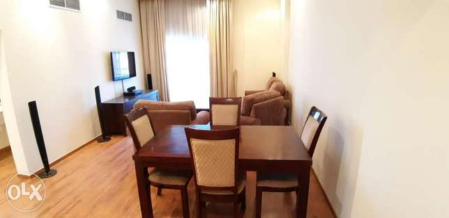 Fantastic 3bhk fully furnished apartment for rent in Umm Al Hasam