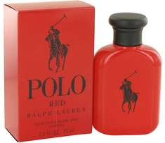 Polo Red for men