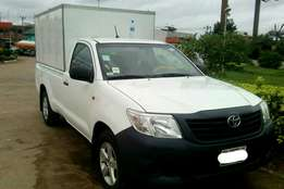 2014 Toyota Hilux 2dr