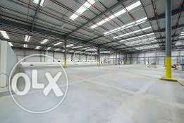 For Lease: 2bays Warehouse On 3500sqm On Creek Road, Apapa.