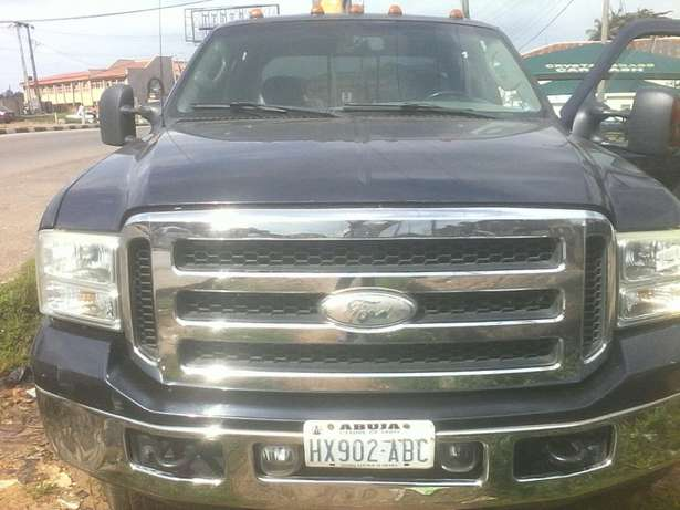 F350 Ford Pick up Forsale Ibadan North - image 1