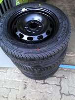 FORD Figo TYRES and mags for R100