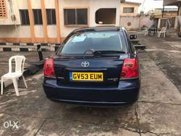 Just landed 2006 Toyota Avensis