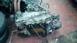 Mazda E5 complete engine and gearbox