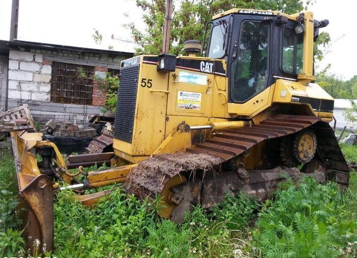 Caterpillar CAT D5M LGP - 2000