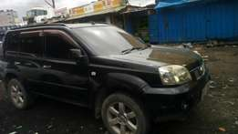 Nissan xtrail kbm clean lady owned 690k
