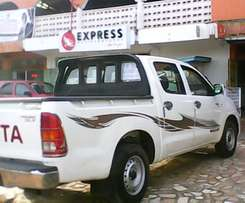 Toyota Hilux for a quick sale
