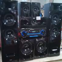 It's a new Telefunken 5.2 Component Home Theatre System with Total Ou