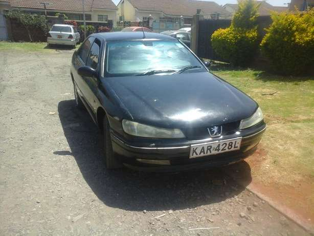 Peugeot 406 for sale Nairobi West - image 4