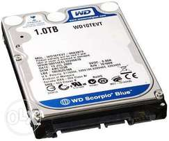 1t hard drive for sale