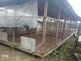 Poultry space for rent